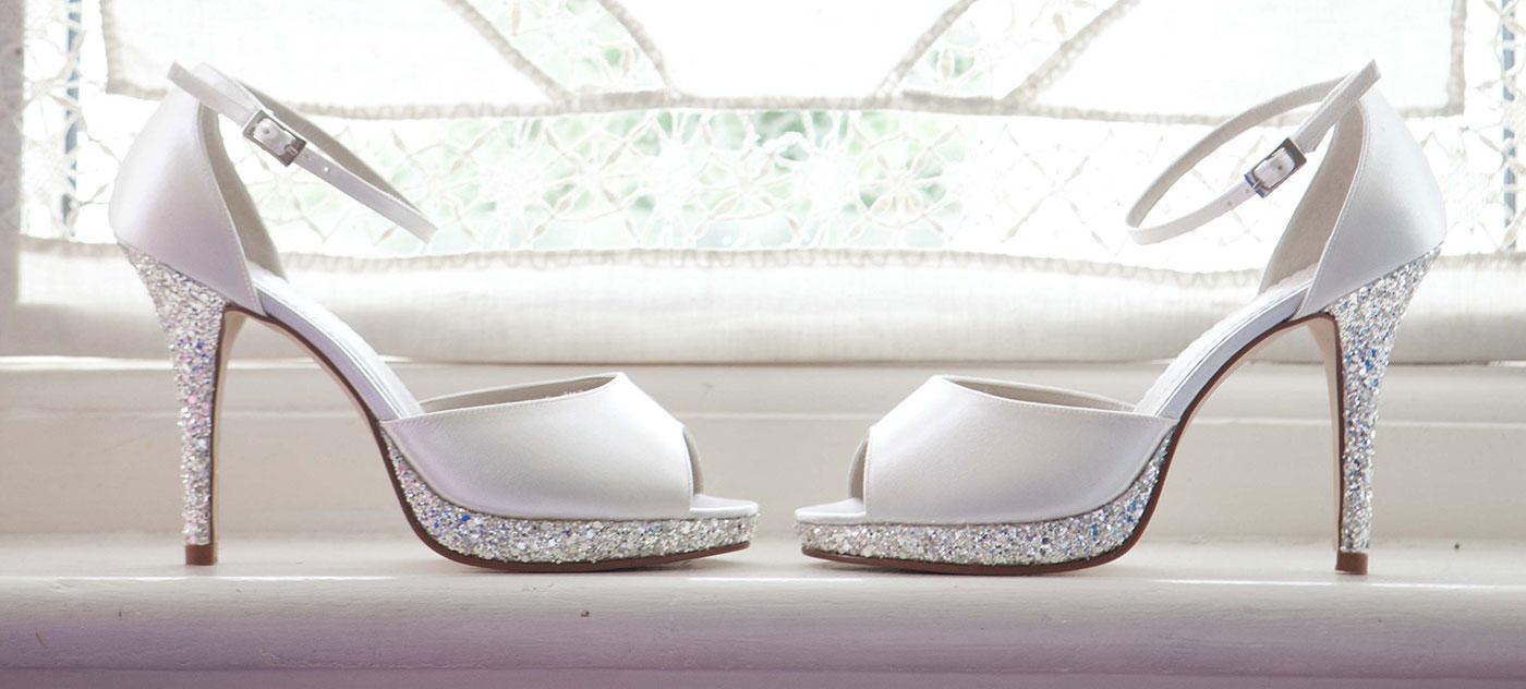 Vælg den rigtige hæl Bryllup