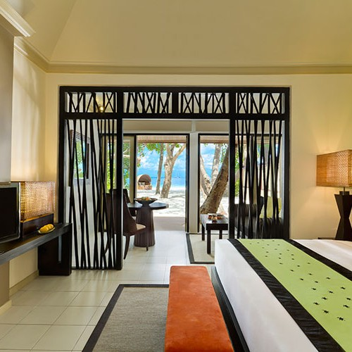 Beachfront Villa -Bedroom