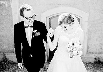 ac235ae5cdba Real-life wedding  Jesper og Alexandra