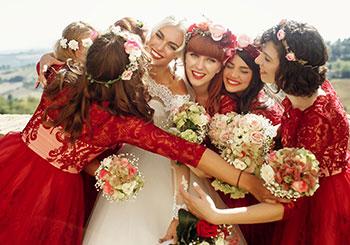 Hvem gør hvad under brylluppet? Bryllup