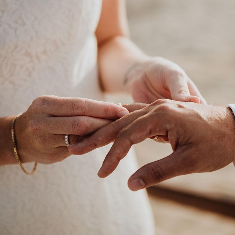 Nyhavn rejser - bryllup på Mauritius