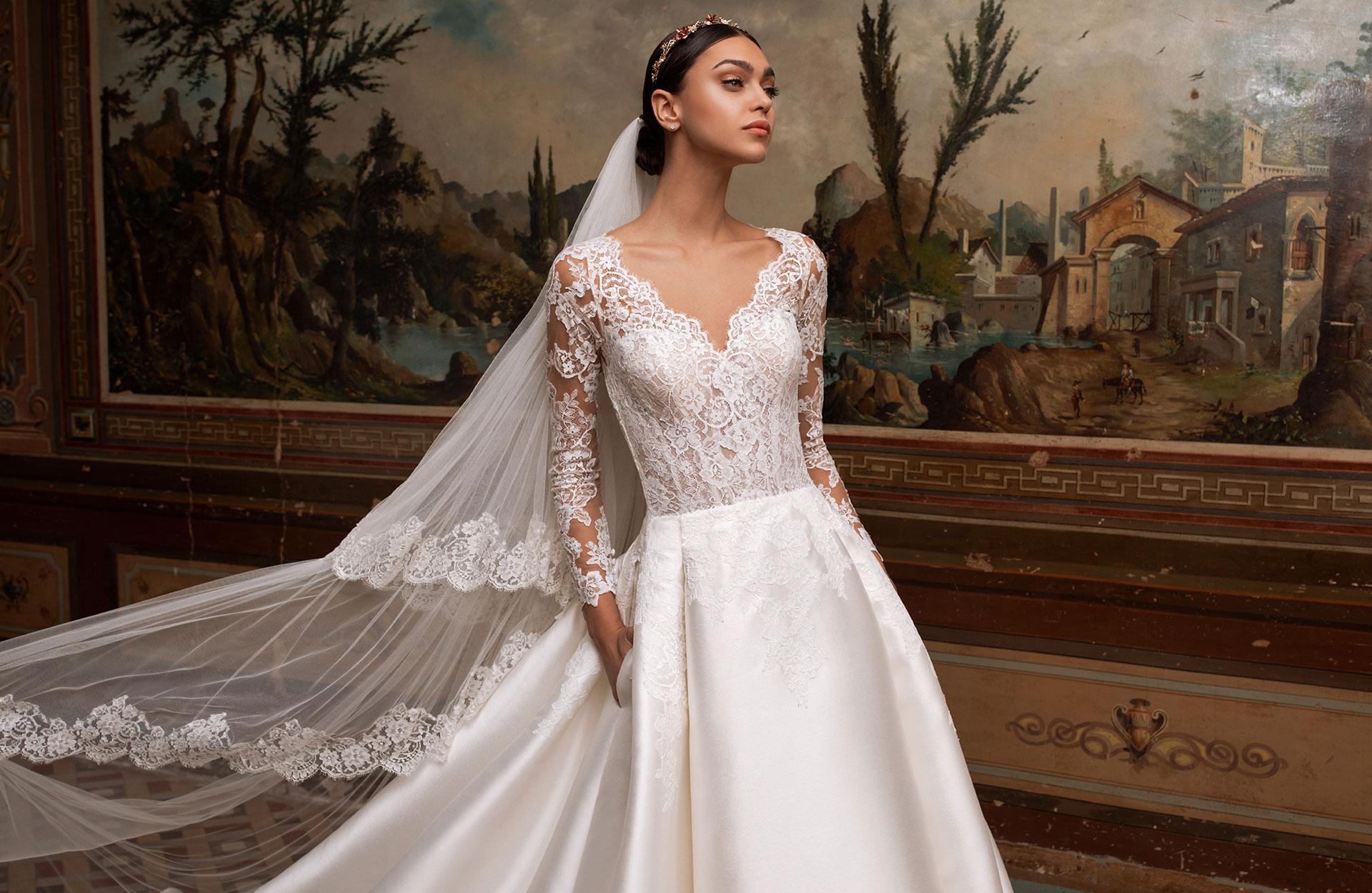 Brudekjoler fra Skott i Rold Bryllup
