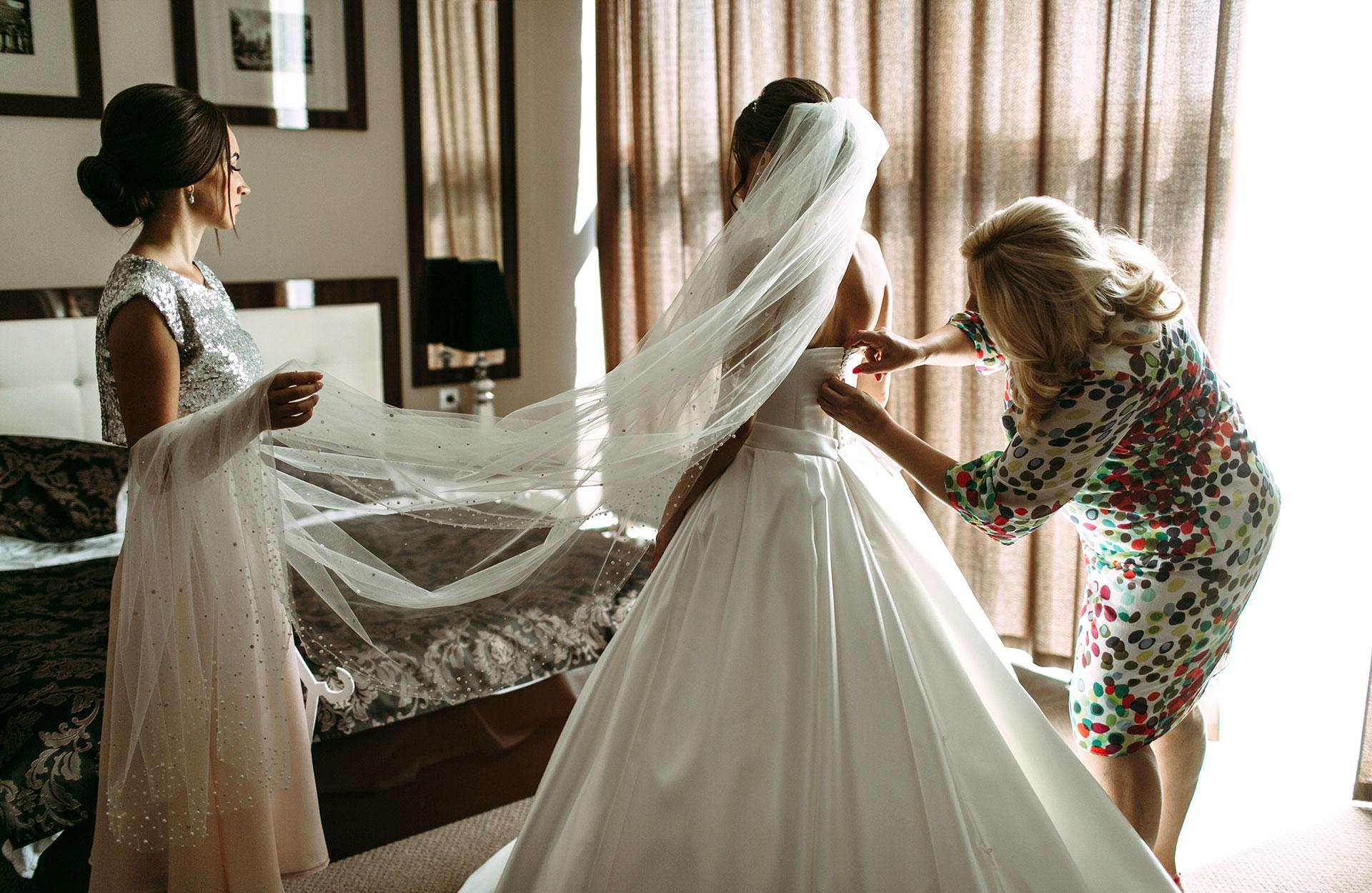 Tidsplan for bryllupsdagen