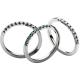 Titanium-ring fra Swepol