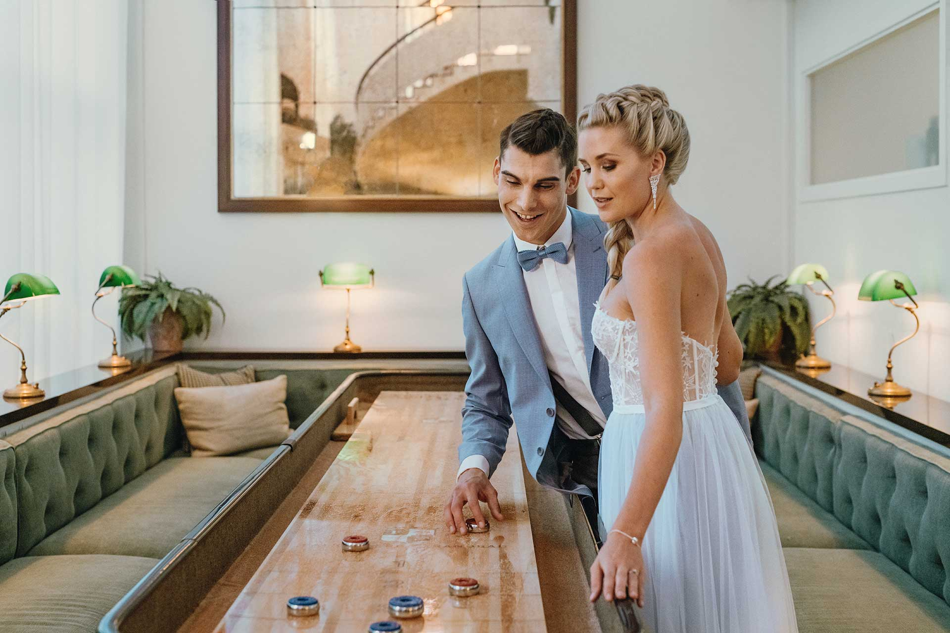 Brudekjoler tidløse klassikere