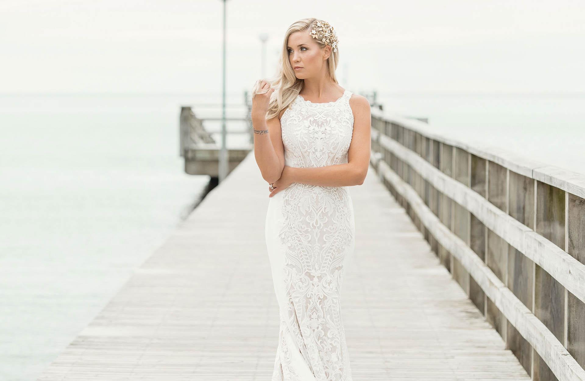 Brudekjoler inspiration til bruden