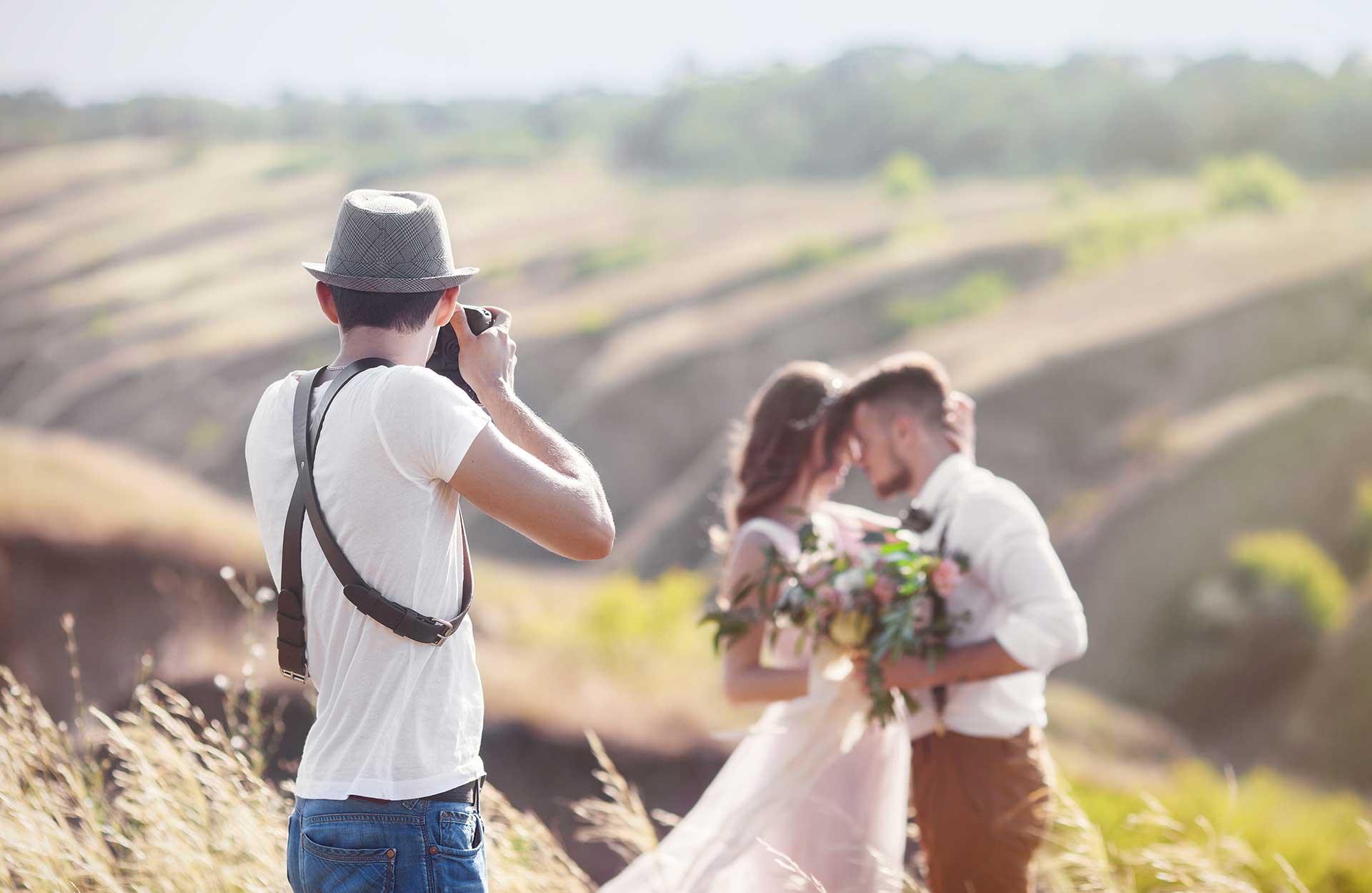 Portrætfotografering eller heldagsfotografering?